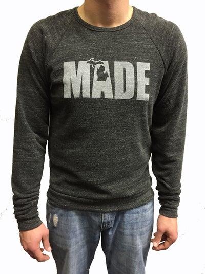 Image of MADE Unisex Crew Sweatshirt