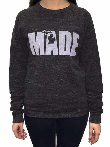 Image of MADE Unisex Crew Sweatshirt