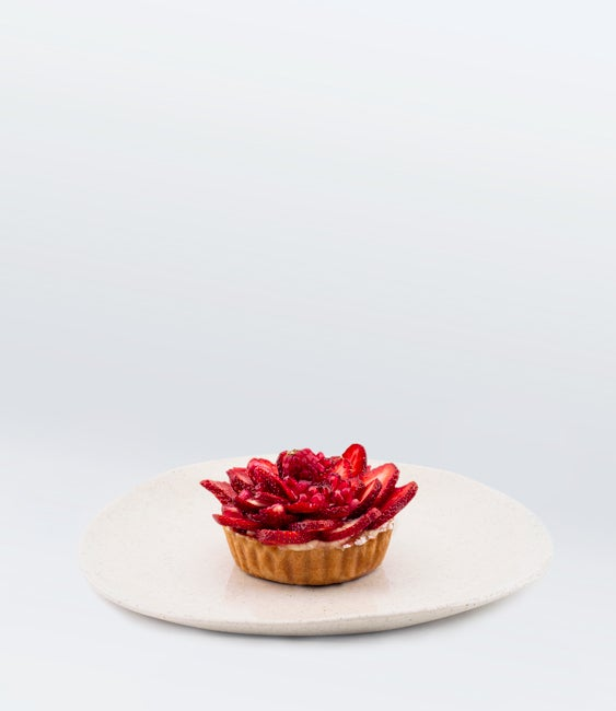 Image of Strawberry Tart <br>(More Sizes Available)