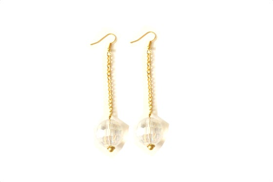 Image of Ball Drop Earrings DIY Kit