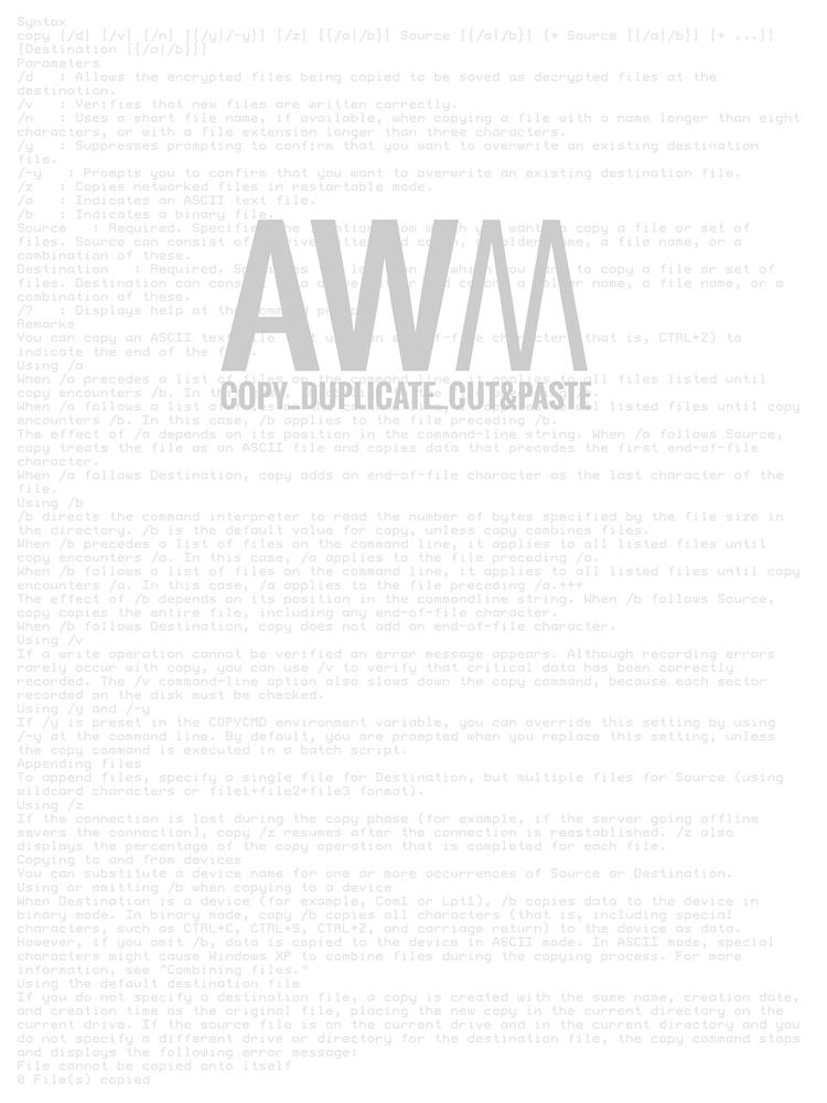 Image of AWM #02