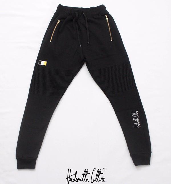 Image of Black Regulation Jogger Sweatpants