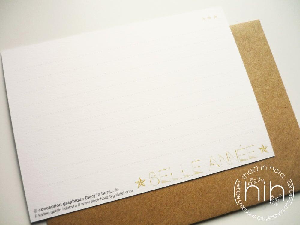 Image of 5 cartes de voeux ➵➳black sagittas➳➵