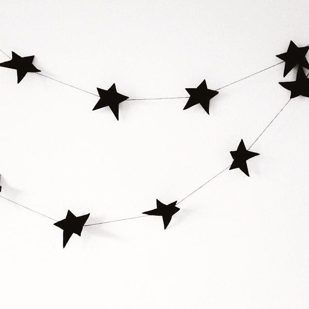 Image of star garland