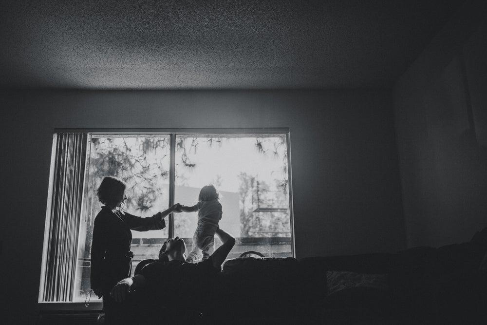 Image of Self Portraits of Motherhood