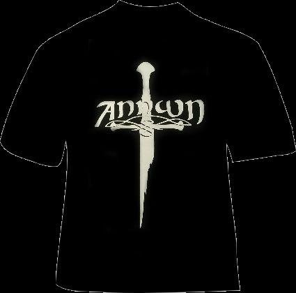 Image of Annwn - Broken Sword T-shirt