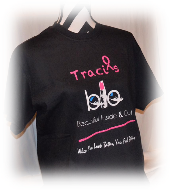 Image of Traci's BIO T-Shirt