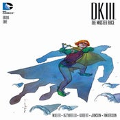 Image of Dark Knight III: Variant Set of 3 Heroes Exclusive Stelfreeze Color & B&W + Reg