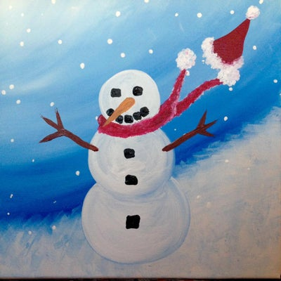 Image of Sunday, December 20 @5:00 p.m.; Do You Want to Build a Snowman?