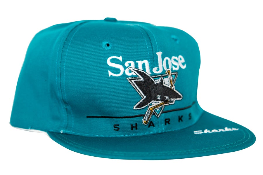 Image of TI$A SHARKS CAP VINTAGE