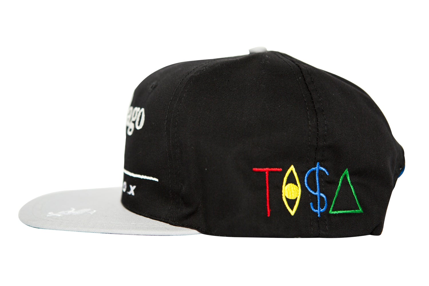 Image of TI$A WHITE SOX VINTAGE CAP