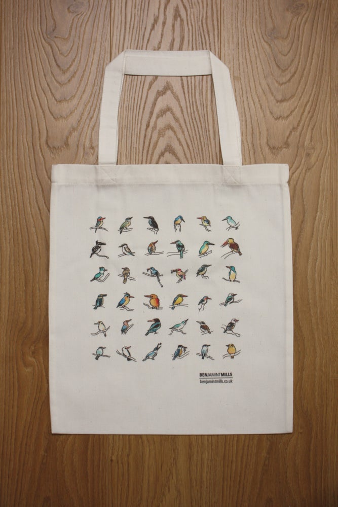 Image of Kingfishers Tote