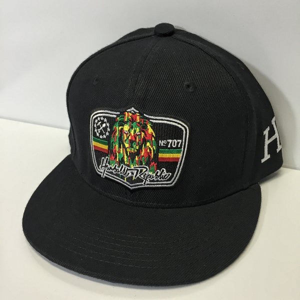 """Image of """"Royals"""" Embroidered Snapback Hat"""