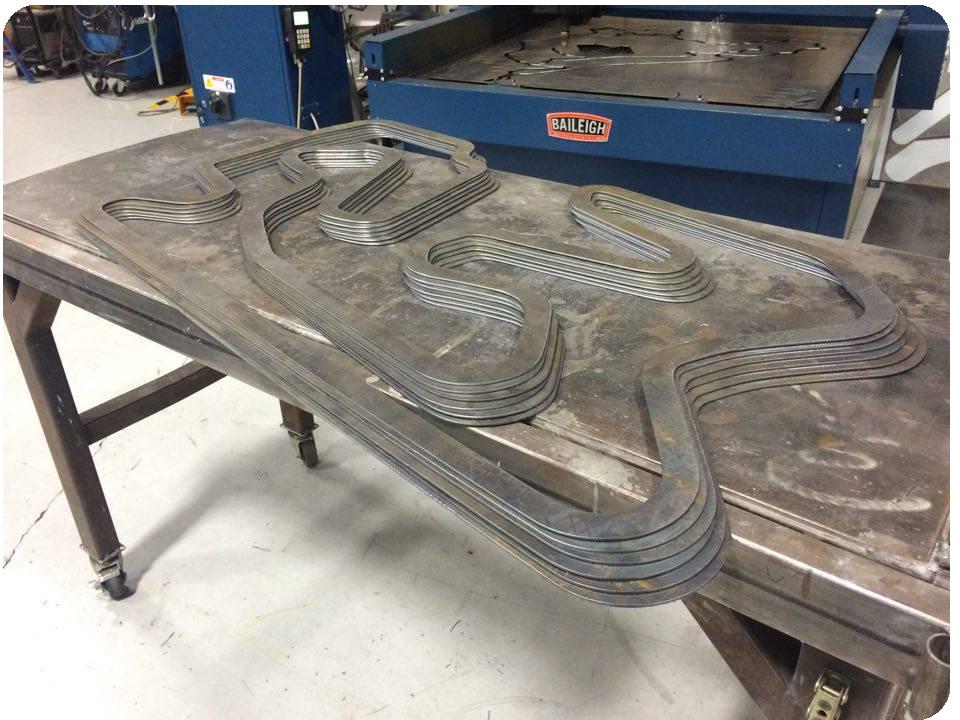 Image of Miller Motorsports Park Full Track