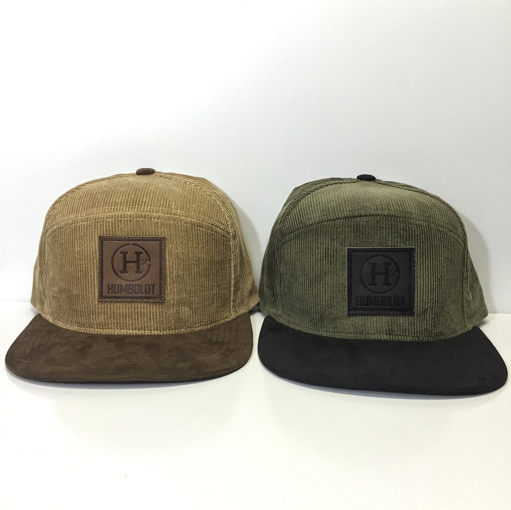 "Image of ""Cordial"" Five Panel Snapback - 2 Styles"