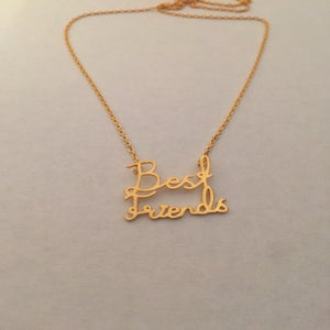 Image of BFF chain