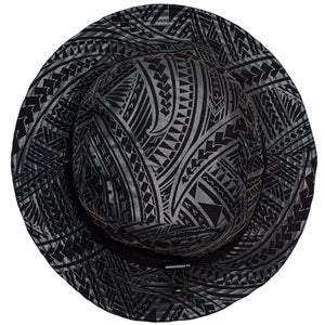 Image of Tatau Black/Gray Bucket Hat
