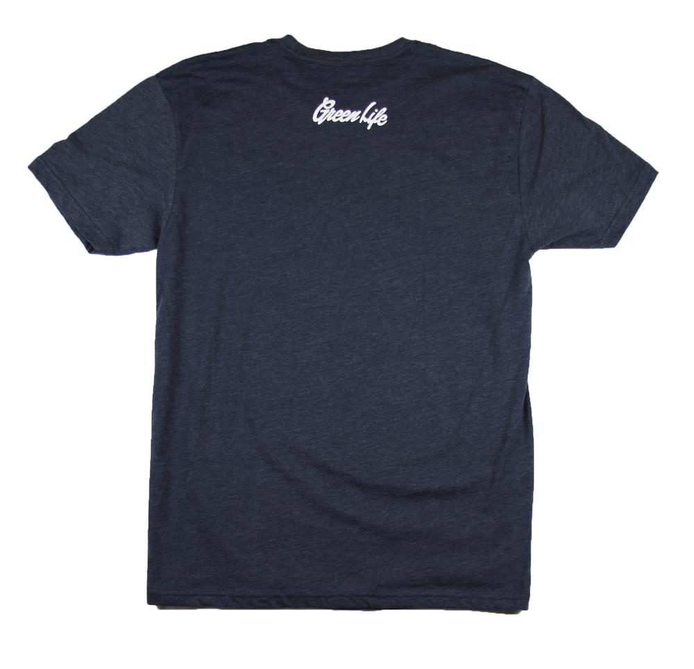 Image of The Stay True Tee in Navy