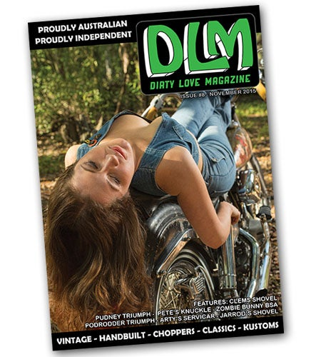 Image of DLM Issue #8