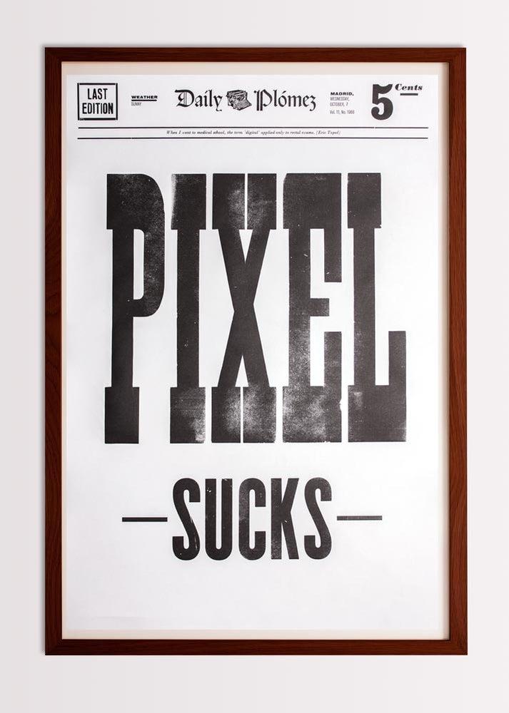 Image of Pixel Sucks
