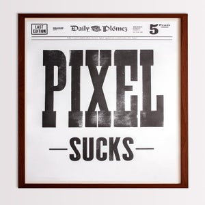 Image of Pixel Sucks