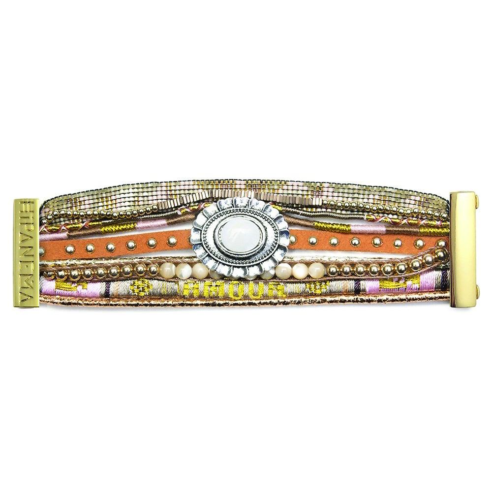 Bracelet goldamour hipanema le corner des cr ateurs - Corner des createurs ...