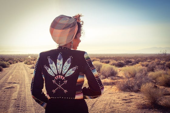 Image of Silver Queen Concho Jacket