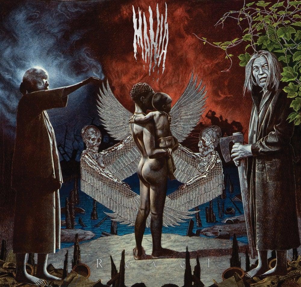 Image of Mania, Revel LP