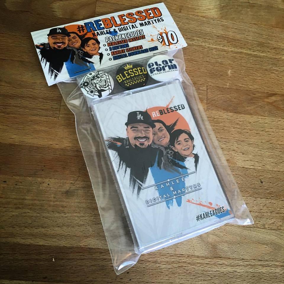 Image of ReBlessed [Cassette Pack]