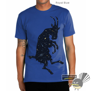 Image of SPACE BILLY - printed tees