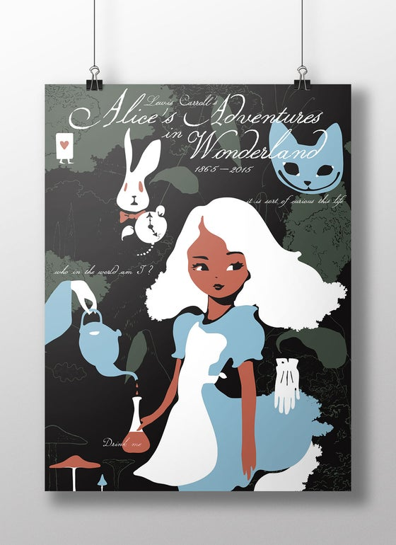 Image of Alice's Adventures in Wonderland