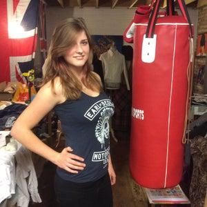 Image of Bedlam MC vest top