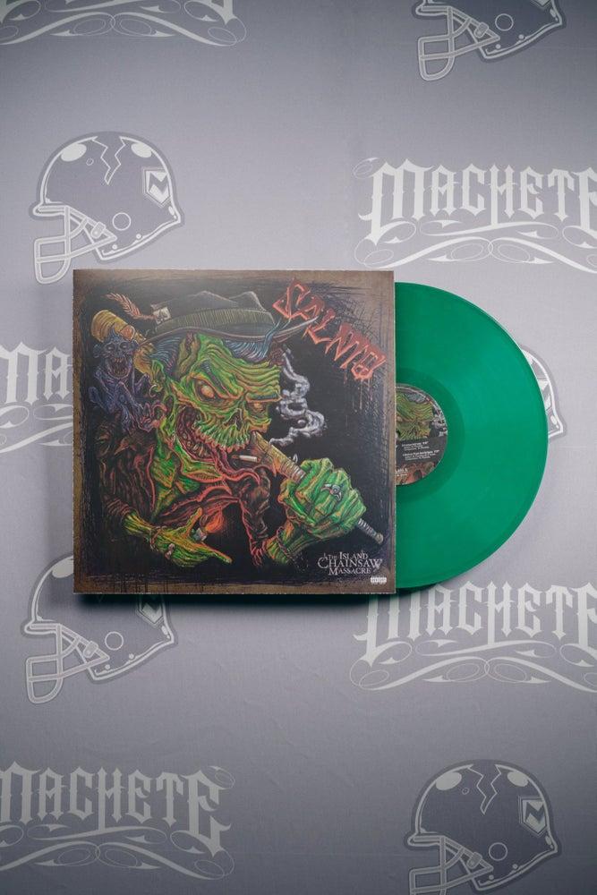 Image of Salmo - The Island Chainsaw Massacre 2 LP