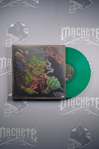 Image of Salmo - The Island Chainsaw Massacre 2 LP