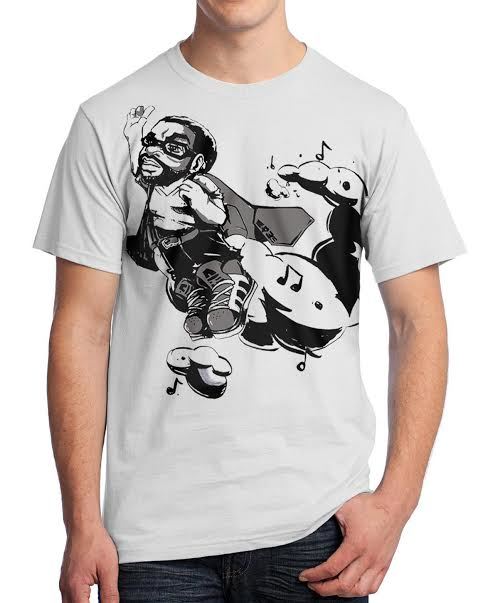 Image of Rocket Man t shirt