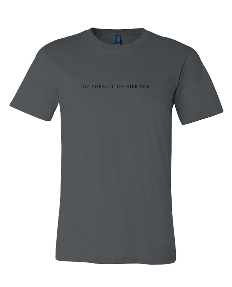 Image of In Pursuit of Silence - Tee
