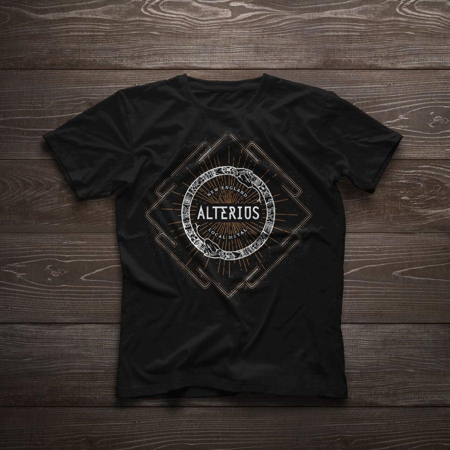 Image of Alterius T-Shirt Black