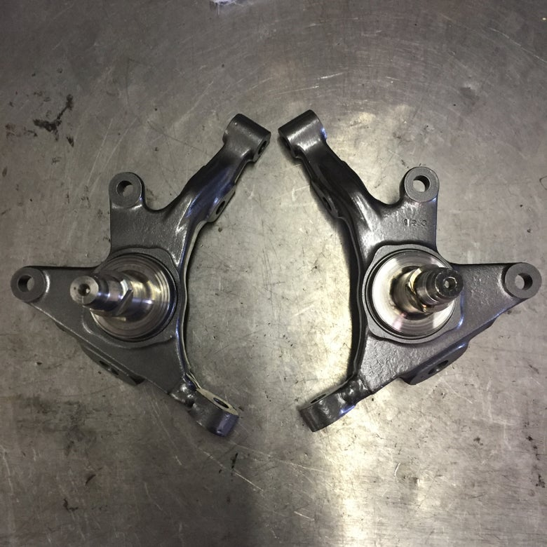 Image of Nissan 240sx S13/S14/S15 Unicorn Angle Knuckles