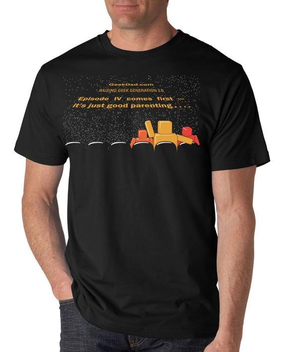 Image of Just Good Parenting T-Shirt