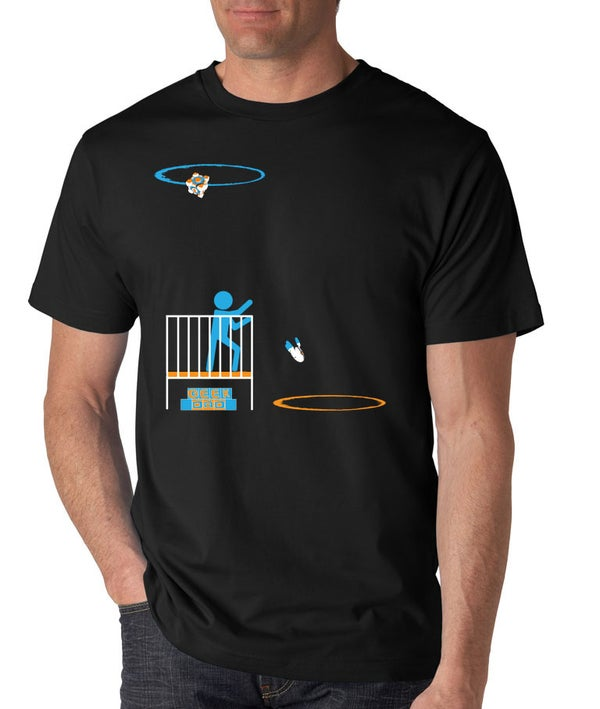 Image of Portal Crib T-Shirt