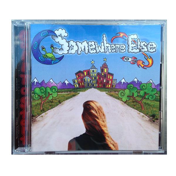 Image of Somewhere Else EP