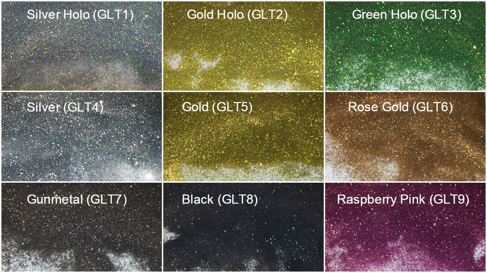 "Image of Glitter .004"" </p> 9 Colors Available"