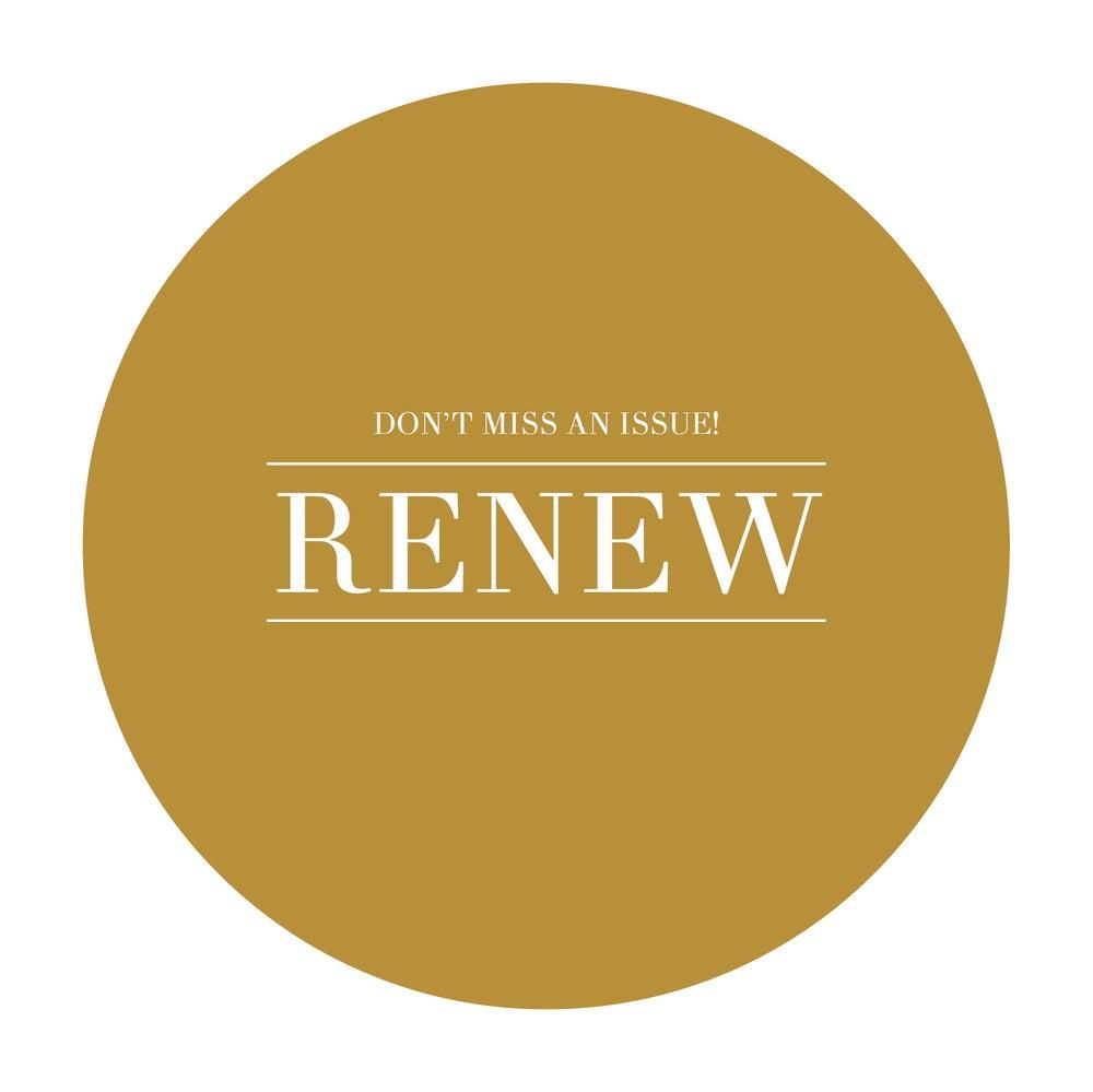 Image of Print Renewal