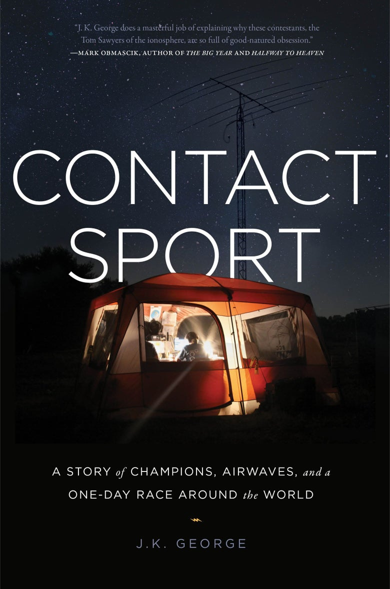 Image of Contact Sport: A Story of Champions, Airwaves, and a One-Day Race Around the World