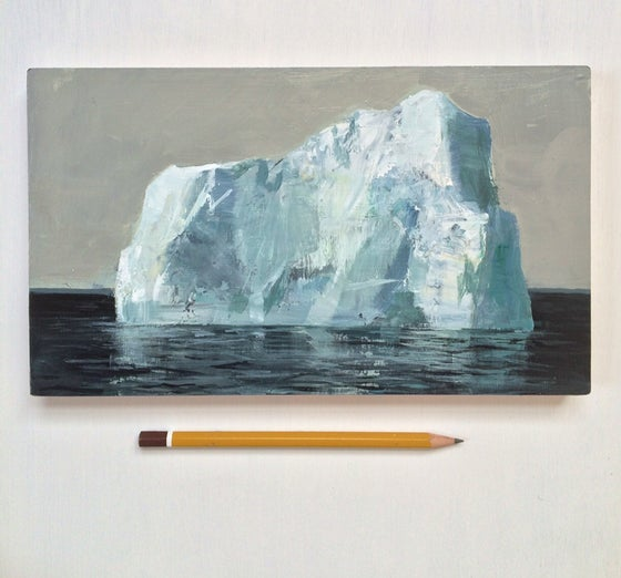 Image of December Iceberg