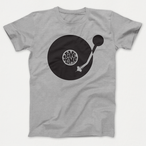 Image of Space Needle Tonearm Tee
