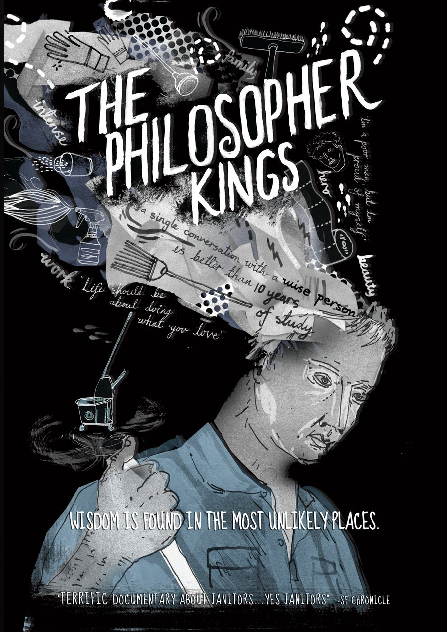 Image of The Philosopher Kings DVD + Soundtrack CD