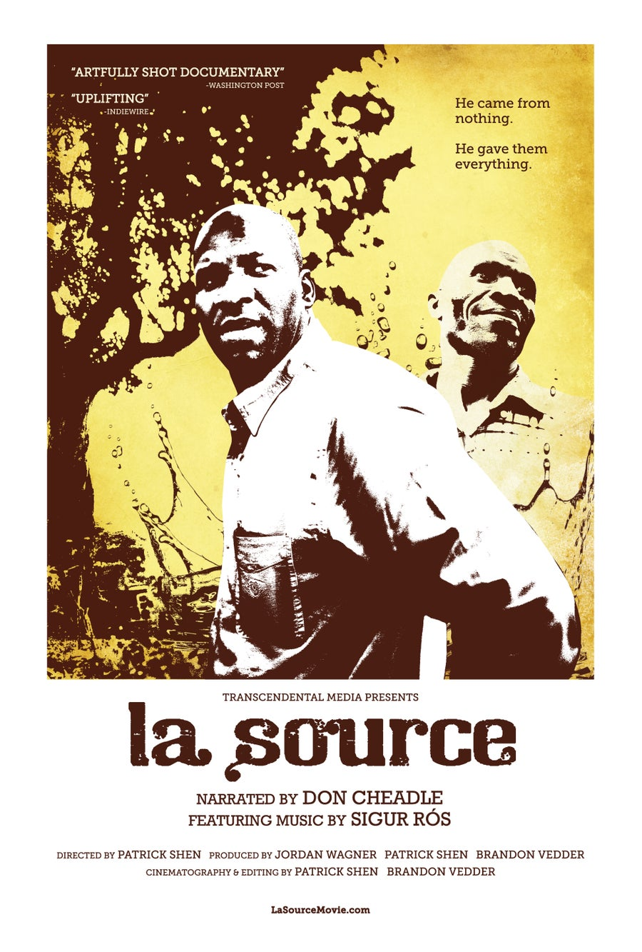 Image of La Source - 11x17 Poster