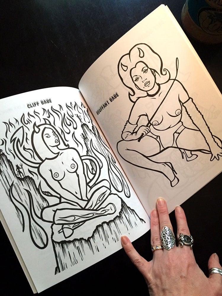 Image of Devil Babe's Big Book of Fun!