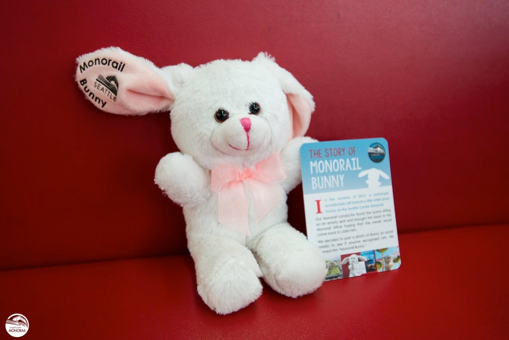 Image of Monorail Bunny